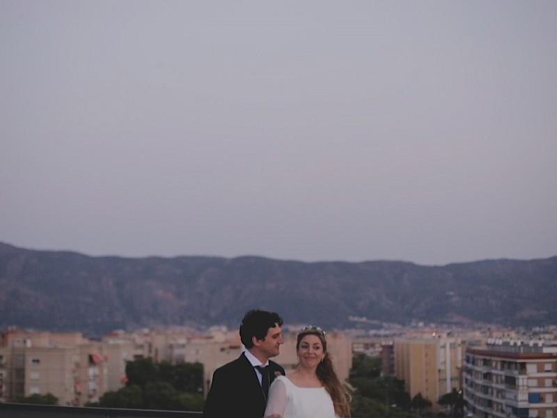 vídeo de boda Murcia